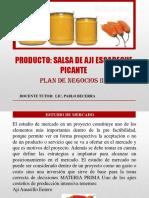 PLAN DE NEGOCIOS II ENCUESTA - ESTADISTICAS 2.pptx