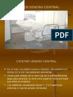 Cateter Venoso Central
