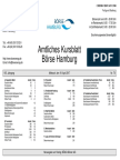 Kursblatt Hamburg 2017-04-19