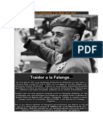 Franco No Fue Un Camarada y Te Digo Por Qué