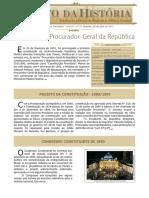 História Do Ministério Público Federal
