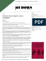 Perfección_ Música Diegética y Música Extradiegética - Jot Down Cultural Magazine