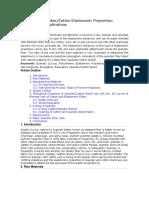 Analysis of Spandex