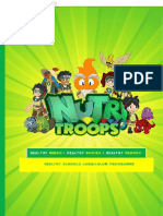 Nutri Troops - Games Day