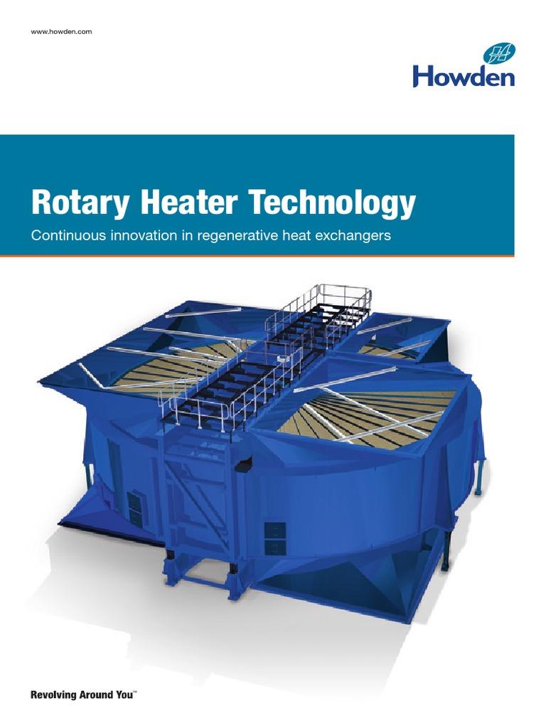 Air Pre Heater Brochure | Vitreous Enamel | Boiler