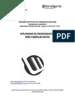 Diplomado de Programación UNEWEB