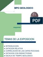 Exposicion Tiempo Geologico