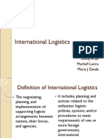 International Logistics Presentation Final