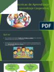 clase 4 y 5 Técnicas de Aprendizaje y Aprendizaje Cooperativo.pptx