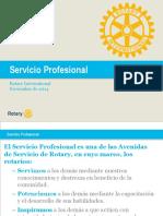 Vocational Service Es