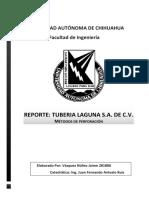 Reporte de Tuberia Laguna.docx