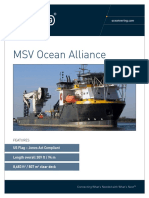 Oceaneering - Ocean Alliance