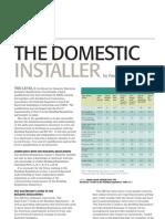 2005 15 Summer Wiring Matters Part p Domestic Installer