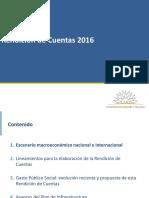 Rendicion Cuentas 2016 - Uruguay