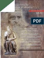 anuario_2012_2013 Revista Argentina de gerontologia y geriatria