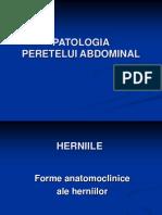Patolog Peretelui Abdominal
