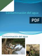 Contaminacion Acuífera