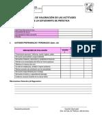 Ficha de Monitoreo de Observación y Ayudantía