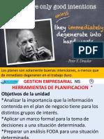 Aa Ge1.7 Herramientas de Planificacion Organizacional