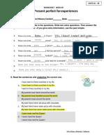 Worksheet Semana 08