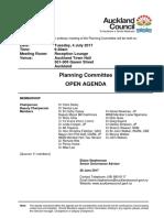 Planning Committee Agenda July 4
