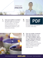 13 Creencias Sobre La Meditacion