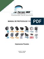 Manual de Protocolos y Comando Impresora Tally Dascom 1125