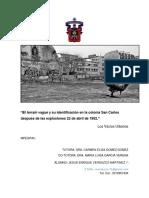 El Terrain Vague y La Percepción Urbana en El Espacio Indefinido de La Zona Metropolitana de Guadalajara