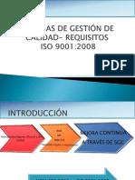 Capacitación ISO 9001
