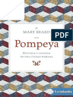 Pompeya - Mary Beard