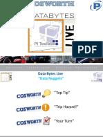 Cosworth Data Bytes Live - Pi Toolbox v0 8