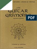 The Guitar Grimoire - Thrimo Kadmon