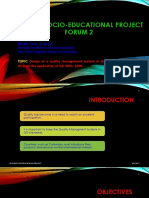 Forum 2 Project Design Group 3