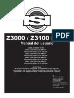 Users Manual Spanish