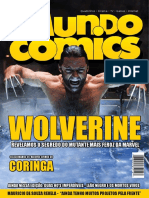 Mundo Comics a1n1, Março 2009