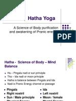 Hatha Yoga Gandhar