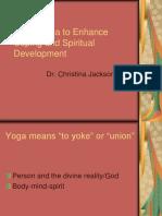 Jackson Yoga