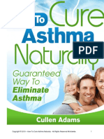 How to Cure Asthma Naturally