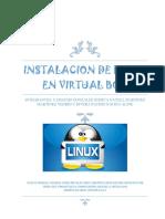 Licencia de Linux