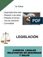 7. Legislación Seguridad y Salud