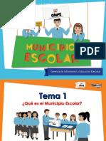 municipios ecolares