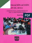 Investigacion en El Aula Rojas Soriano