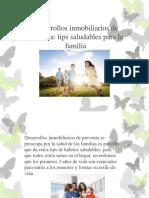 Desarrollos Inmobiliarios de Preventa Tips Saludables Para La Familia