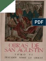 San Agustín - Obras VI - Tratados sobre la gracia 1.pdf
