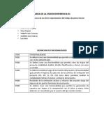 RQ Puntos Función Diagrama TAREA GRUPAL
