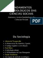 Fundamentos Metodológicos Das Ciências Sociais (2)