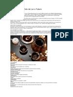 Cafeomancia a Arte de Ler o Futuro