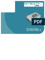 Manual Microdermoabrasion Multifuncional