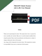 103 B User Manual