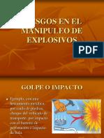 Seguridad Con Explosivos